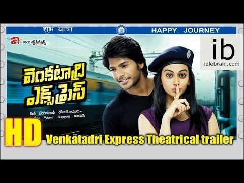 Venkatadri Express Theatrical trailer Starring Sundeep Kishan