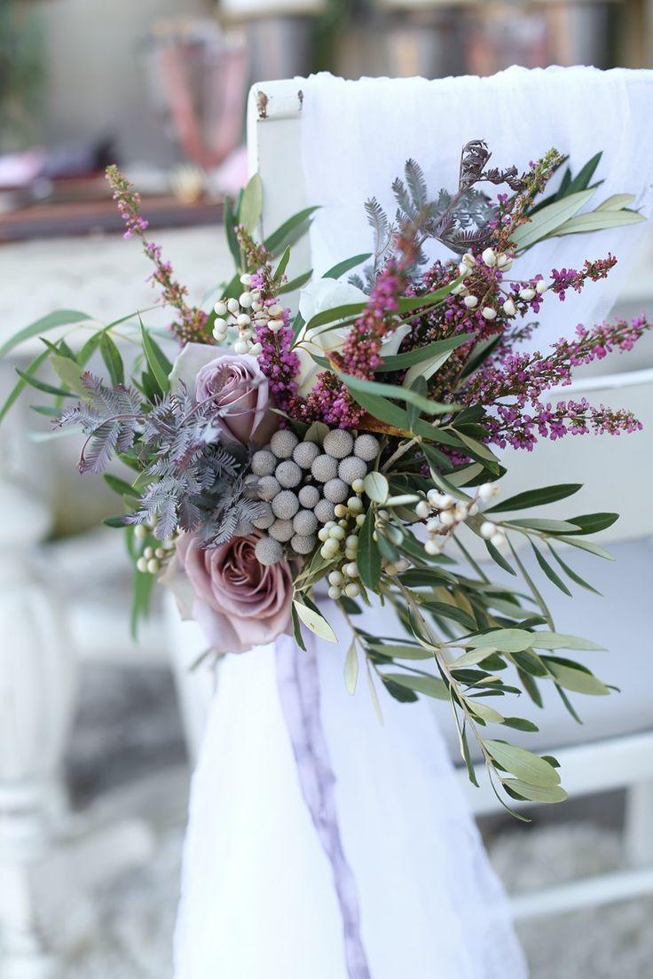 Romantic Outdoor Wedding Inspiration with Vintage Boho Elegance from Flora Fetish