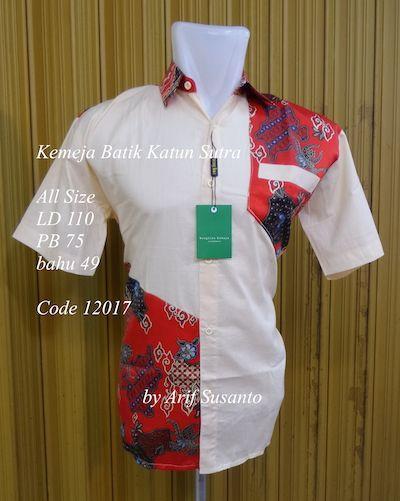 #kemeja #batik #sutra #online #pesanan #seragam #jahit terima pesanan kemeja batik halus desain Arif Susanto, harga jamin murah Rp.110.000 ,-  #Call / Whatup +628122369878