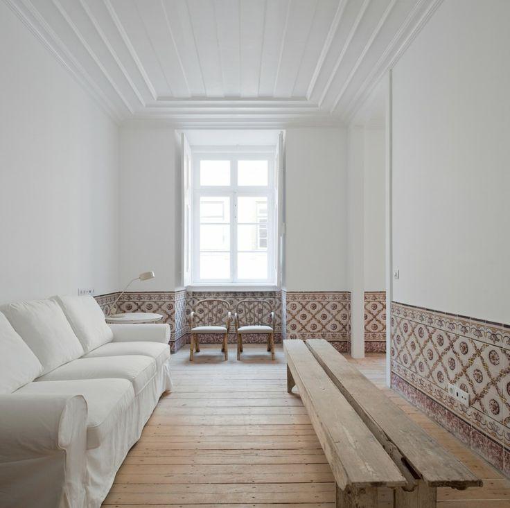House renovation in Lisbon