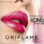 Katalog Oriflame Oktober 2014 The One Make Up