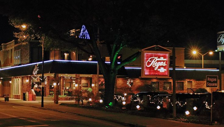 Regas Restaurant opened in 1919 in Knoxville, Tennessee and operated for 95 years. Now you can purchase the seasoning they used on their signature steaks.