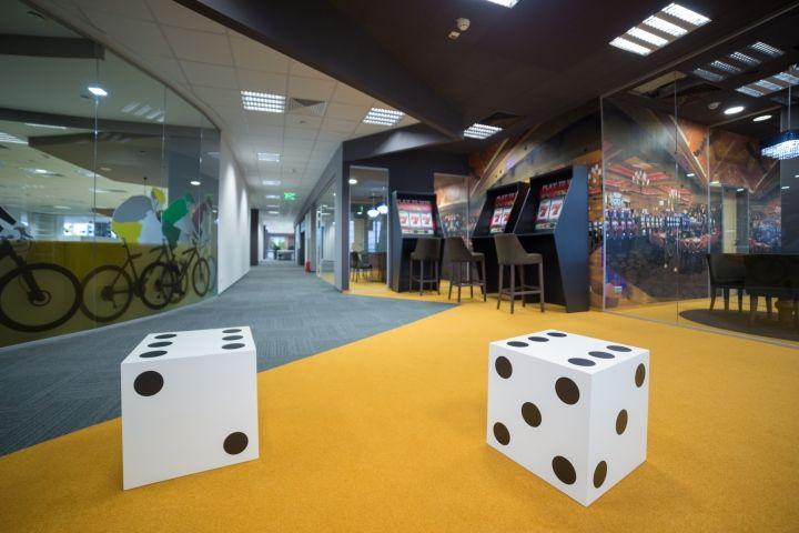 Betfair Romania Development office by Morphoza, Cluj-Napoca – Romania » Retail Design Blog
