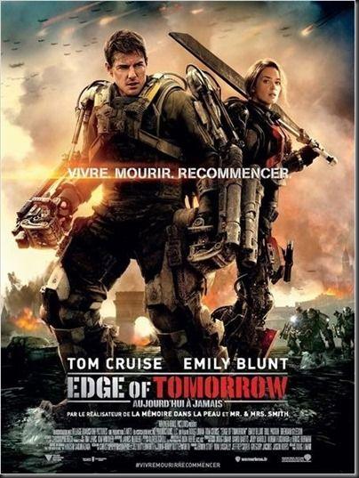Edge Of Tomorrow streaming [VF, 720p]