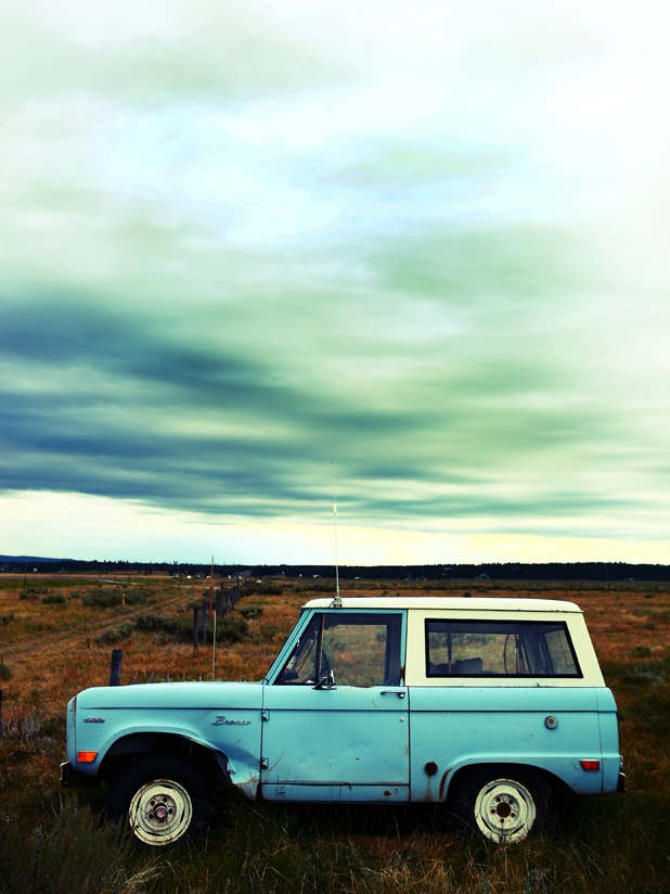 Vehicles for Adventure | Vintage Ford Bronco I Idaho