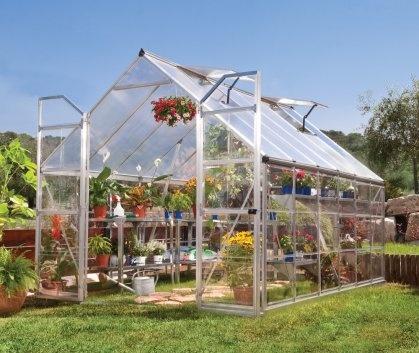palram balance 8x12 greenhouse