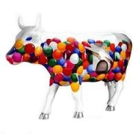 Gumbull Machine - Cow Parade