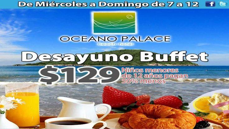 Mazatlan Por $3700 p/p Autobus + Coctel de Bienvenida + Desayuno Bufete + Entradas al Valentinos y Joes Oyster Bar +Oceano Palace & Luna Palace - Hotels Review. ¡¡Con facilidades de pago!!