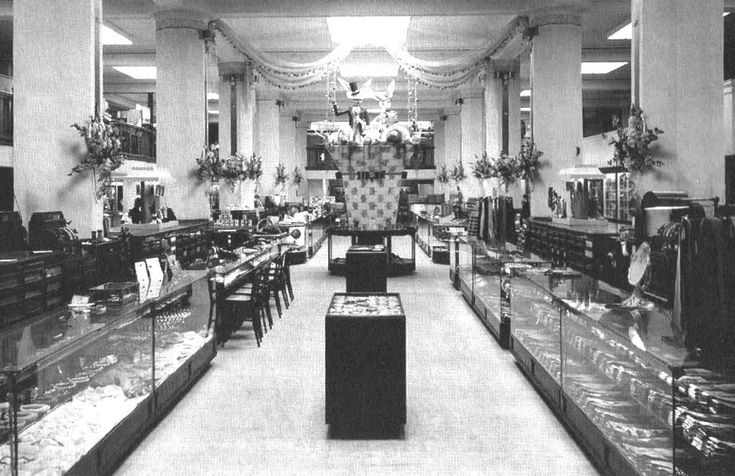 Myers Brothers Department Store   regularly won national merchandising and advertising awards.  The store also was the first department store to have home delivery in Springfield, the first to create a non-contributory pension plan for its employees, and the first local store to have automatic elevators. In another ground-breaking step, Myers Brothers installed air-conditioning in all 10 floors of its flagship building in 1949.