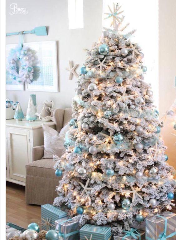 2017-2018 christmas tree trends