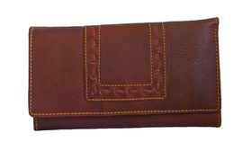 Women's Genuine Leather Wallet List price: Rs999   Rs639 You save: Rs360 (36%)