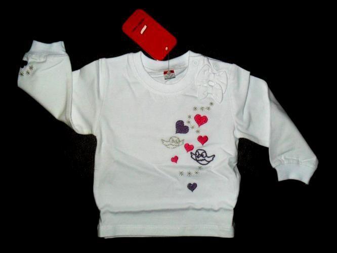 bluzka dziewczęca 2be3 długi rękaw rozm.68 (5043238092) - Allegro.pl - Więcej niż aukcje.