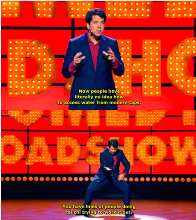 When he highlighted the stupidity of modern life. | 19 Times Michael McIntyre Spoke The Damn Truth