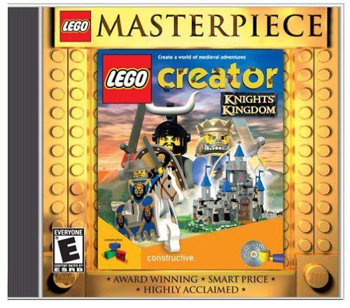LEGO Knights' Kingdom (Jewel Case) - PC
