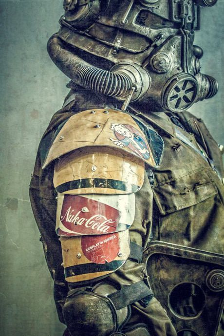 Some awesome Fallout artwork