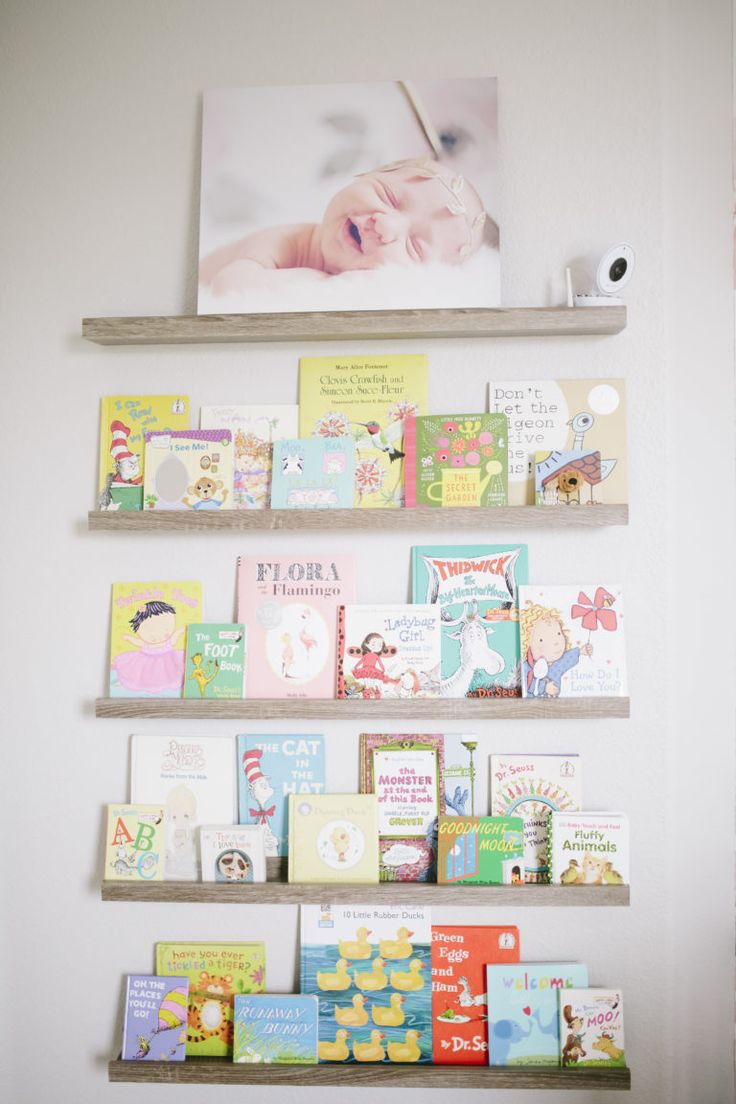 Library Wall in Nursery                                                                                                                                                                                 More