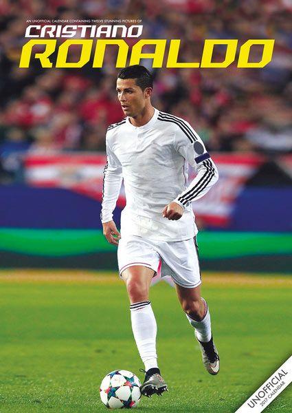 Calendario Cristiano Ronaldo, 2017  Calendario para el 2017 con varias imágenes del jugador de fútbol Cristiano Ronaldo.