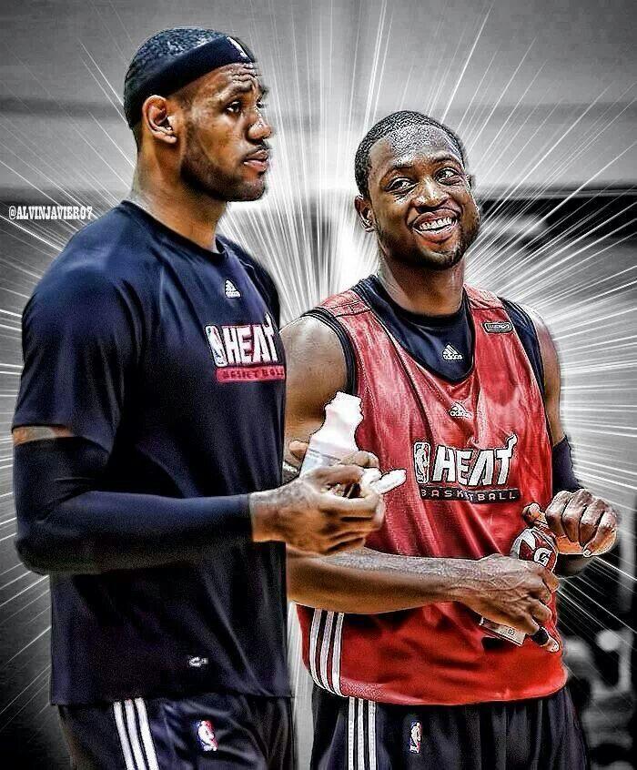 LeBron James & Dwyane Wade New Hip Hop Beats Uploaded http://www.kidDyno.com