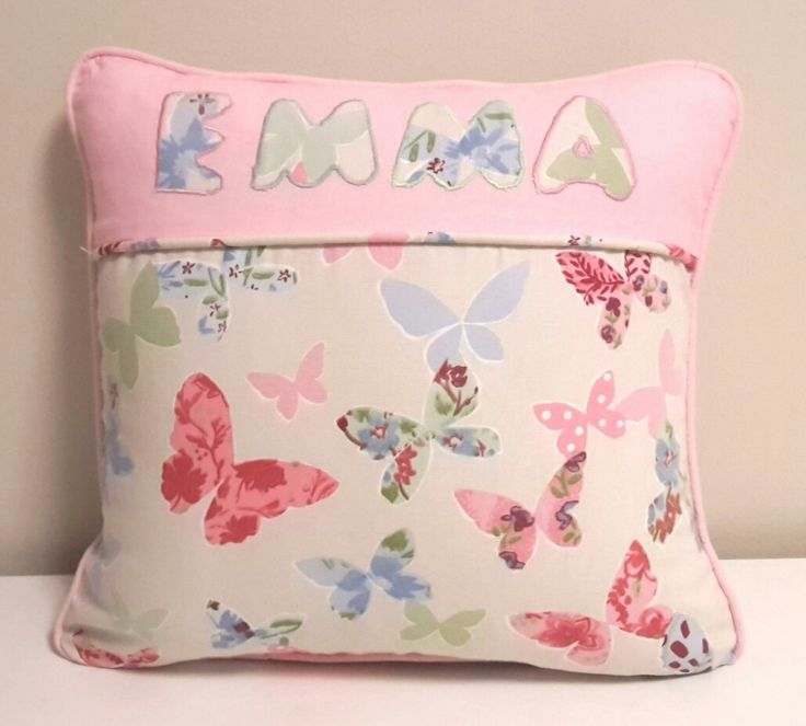 Excited to share the latest addition to my #etsy shop: Personalized Pillow Cover for Girls, Kids Cushion Cover, 16x16 Decorative Pillow Case, Children Christmas Gift, Pillow Girl Name Applique #pillow #babyshower #cotton #nursery #letterswords #christmas http://etsy.me/2mH9LHV
