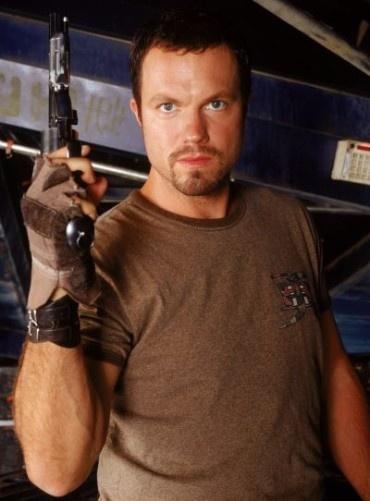 Jayne Cobb (Fox's Firefly) played by Adam Baldwin