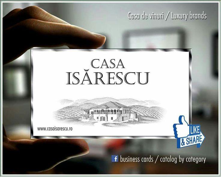 CASA DE VINURI NOBILE - ROMANIA