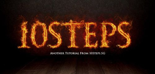 33 Creative Photoshop Tutorials Text Effects for Beginners and Advanced - You The Designer | You The Designer
