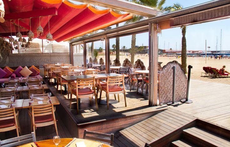 CDLC Restaurant - Carpe Diem Lounge Club - Enjoy the best food in front of the sea in Barcelona