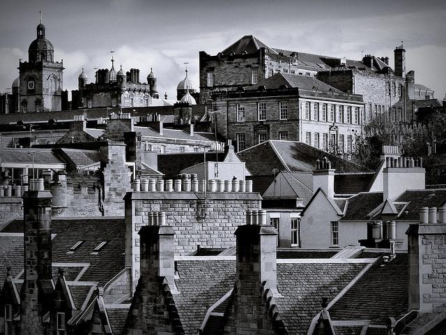 Edinburgh, the most beautiful city in the world <3
