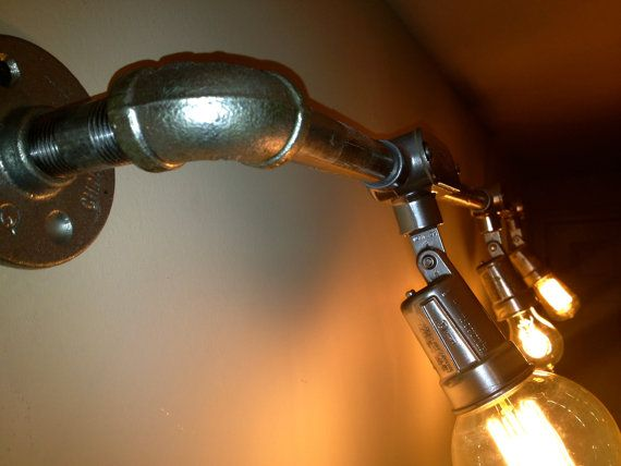 Industrial Track Light Industrial Track Lighting by ChicagoLights, $125.00