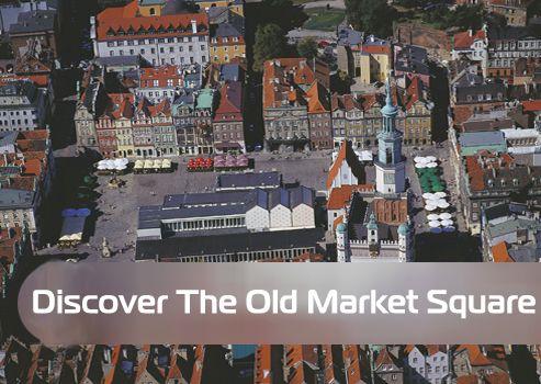 The City of Poznan, Poland