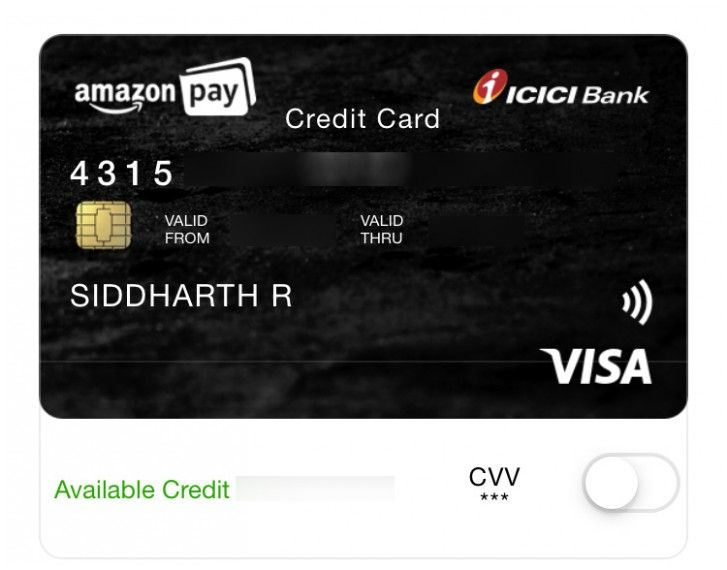 10 Things You Should Know Before Embarking On Amazon Pay Credit Card Amazon Pay Credit Card Credit Card Credit Card Benefits Credit Card Limit