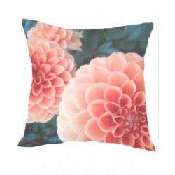 Poduszka z własnym nadrukiem flower