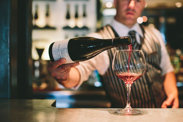 Our expert Sommelier and Central Otago Pinot Noir