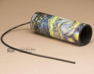 """Thunder Tube Spring Drum Instrument 7"""""""" - Van Gogh (tt3)"""