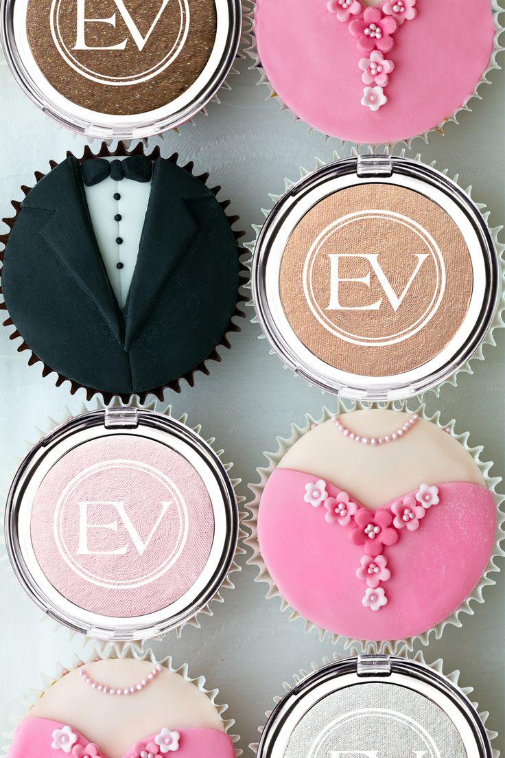 #bride #evoc #evocmilano #ombretto #rosa #argento #verde #marrone #cupcakes #matrimonio #ideepermatrimonio #dolci #sposi #wedding