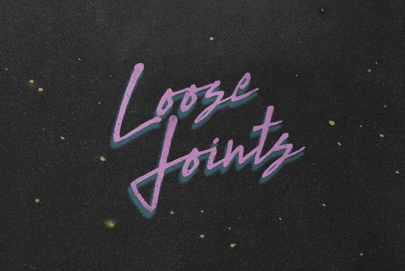 Loose Joints by BLKBK on Creative Market