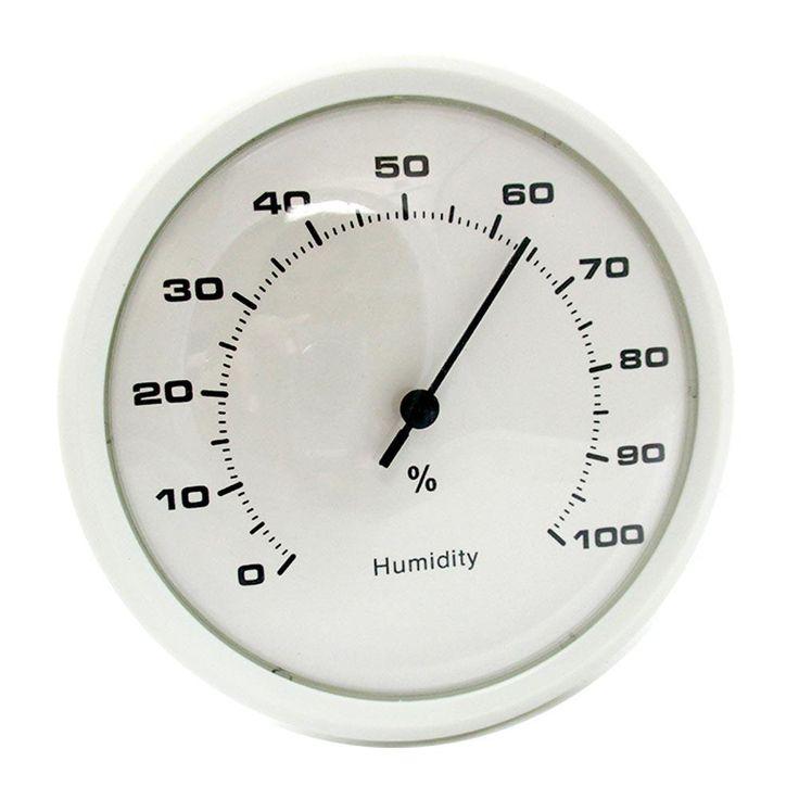 Hygrometer Indoor Outdoor Measures Humidity Thermometer Temperature Meter Temp