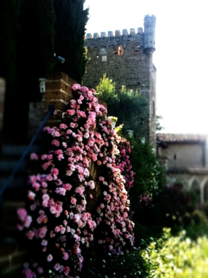 castle in may #hotel #Umbria