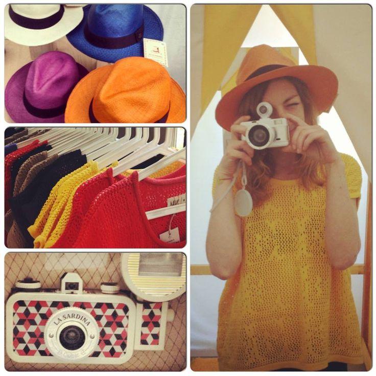 panama kele clothing and panama hats-->life is beautiful