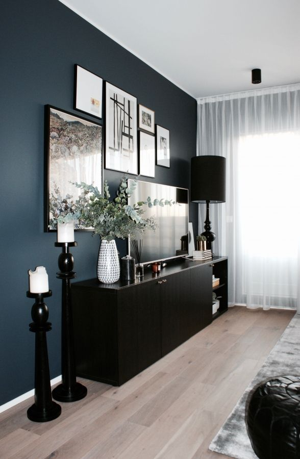 90 wall mount tv ideas for small living room in 2020 on living room colors for walls id=39105