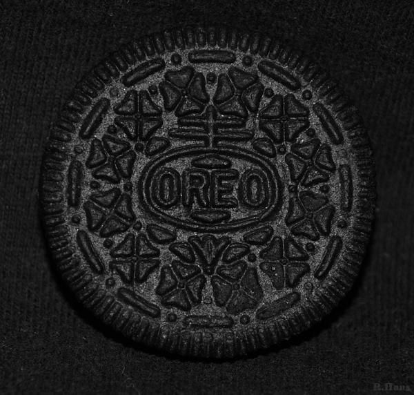 Oreo... because I have never seen one look so beautiful.