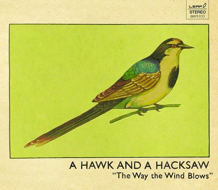 A Hawk And A Hacksaw   2006 - The Way The Wind Blows