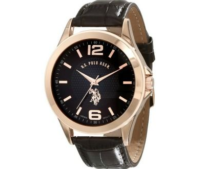 U.S. Polo Assn. Classic Men's Watch with Brown Band ►► http://www.gemstoneslist.com/mens-watches/us-polo-assn-classic-mens-watches.html?i=p