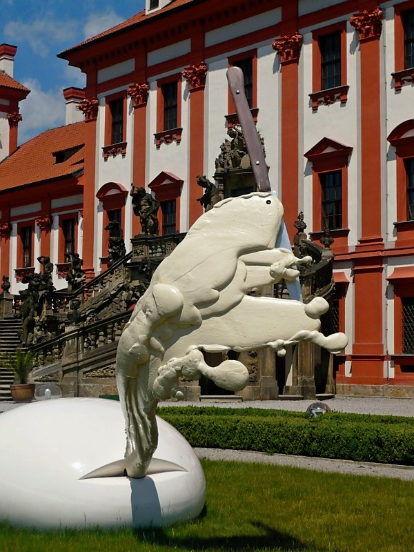 Troja Palace, Prague, Czech Republic