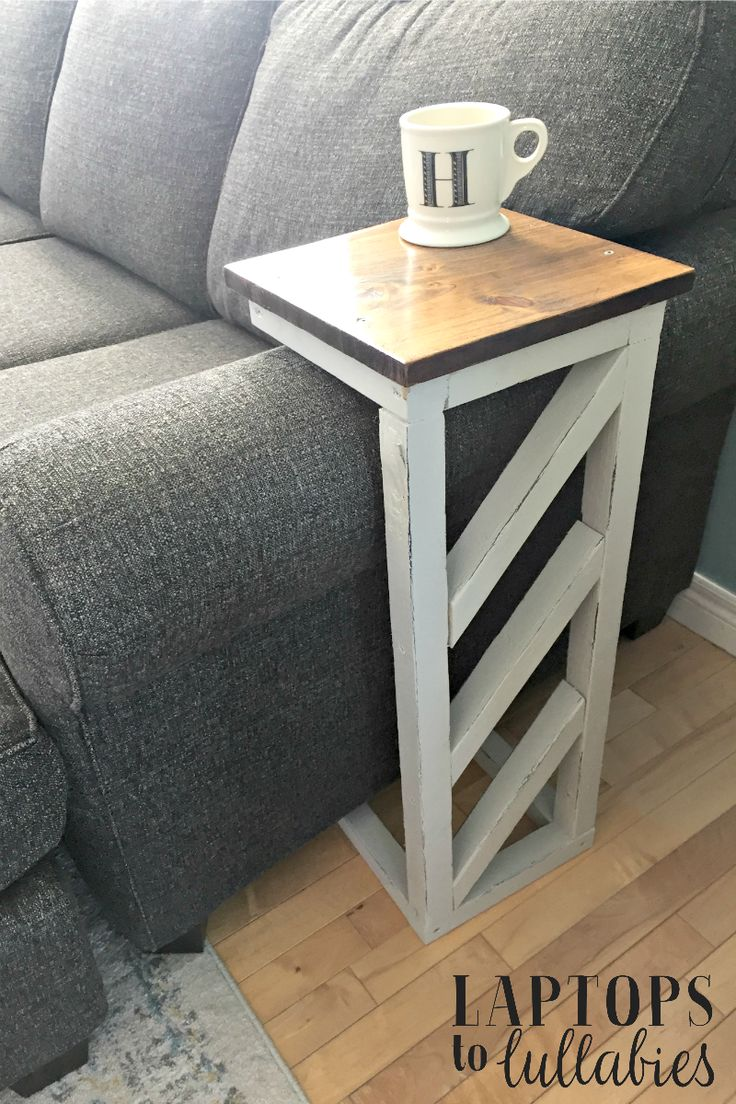Best 25 c table ideas on pinterest used coffee tables for Diy coffee and end tables