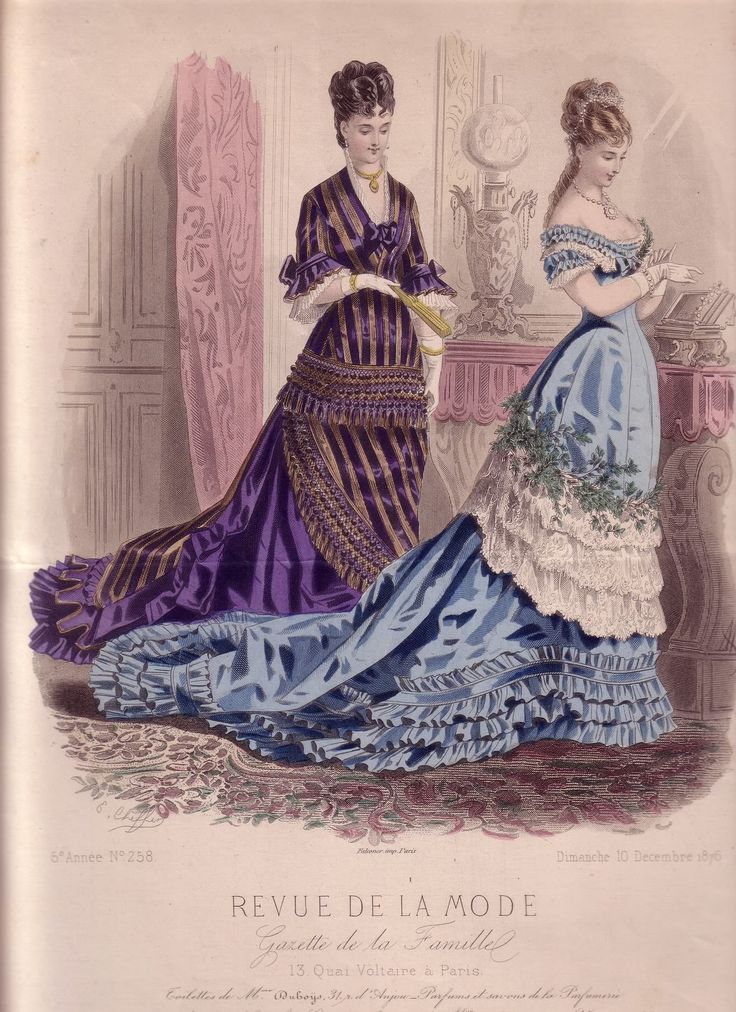 fashion plates :: 1876_10-12.jpg image by Heileenh…