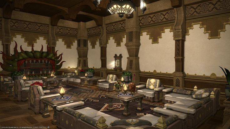 17 Best Images About FFXIV Housing On Pinterest