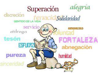 Imagen descriptiva con valores éticos. #Imagen #ValoresEticos #Educacion