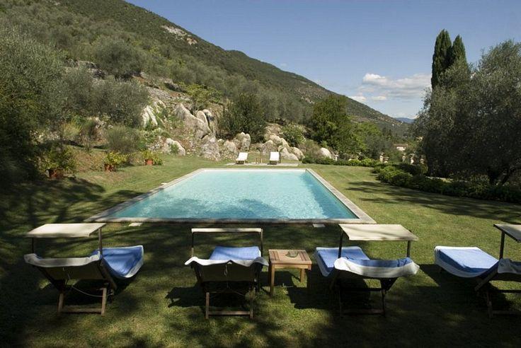 Luxury, Elegant Rental Villa in Lucca,Tuscany | Italy Vacation Villas