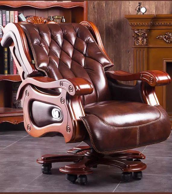 Chef Executif Chaise Chaise De Bureau Chaise D Ordinateur Peut